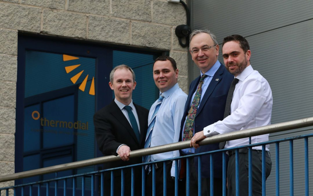 New Thermodial management team after MBO annoucement