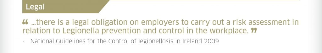 Legal Legionnaires disease information