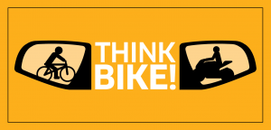 Thermodial Think Bike! label