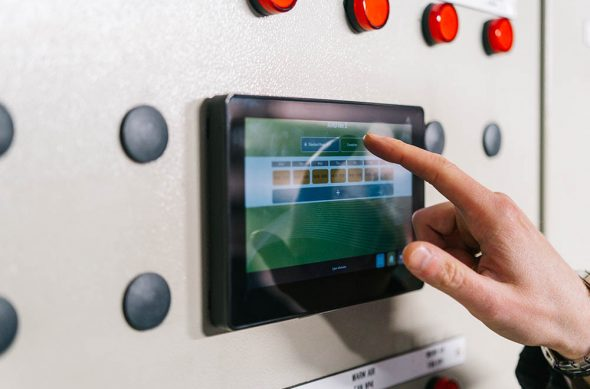 Are home smart thermostats suitable for workplace heating control?